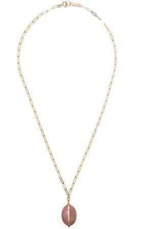 Isabel Marant Stones pendant necklace