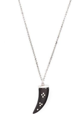 Isabel Marant Horn-detail pendant necklace