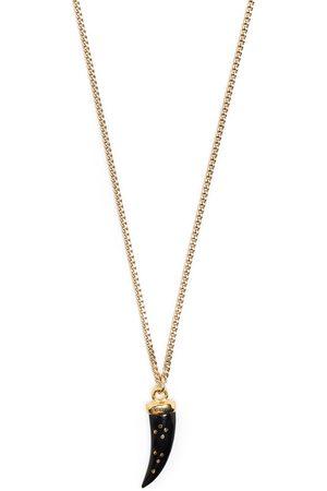 Isabel Marant Horn-detail necklace