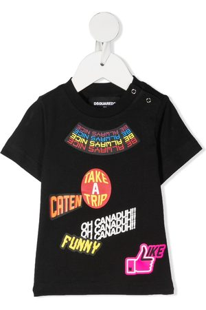 Dsquared2 Traveler Patch T-Shirt