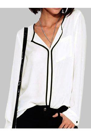 YOINS Pullover Long Sleeves Top