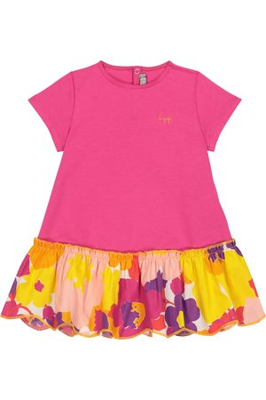 Il gufo Baby cotton dress