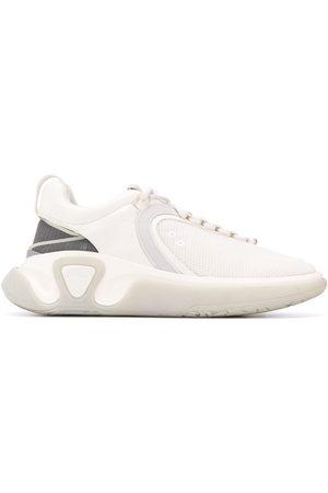Balmain B-Runner asymmetrical sneakers