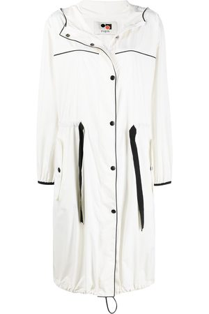 PORTS 1961 Hooded parka coat