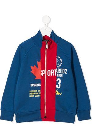 Dsquared2 Boys Jackets - Sport Edtn. 03 track jacket