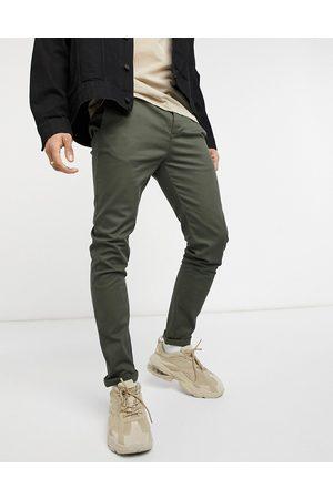 ASOS Skinny chinos in khaki