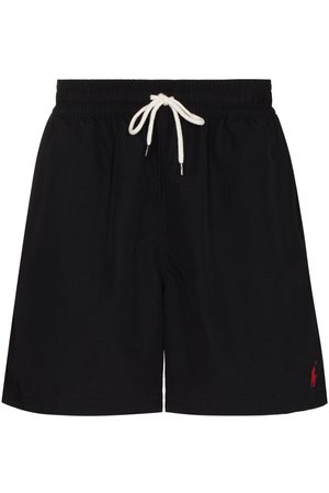 Polo Ralph Lauren Logo embroidered swim shorts