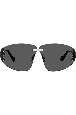 Loewe 72MM Geometric Oval Sunglasses