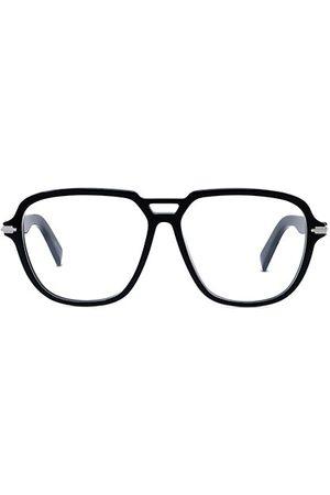 Dior 180° AU 57MM Plastic Aviator Optical Glasses