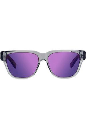 Dior Xtrem SI 57MM Plastic Rectangular Sunglasses