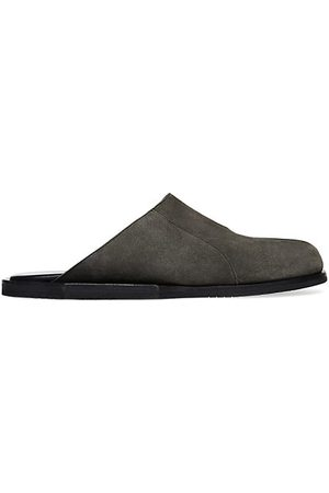 A-COLD-WALL Men Loafers - Mies Leather Mule Loafers