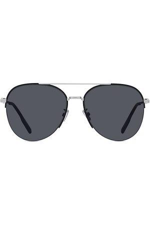 Dior Xtrem MU 59MM Metal Pilot Sunglasses