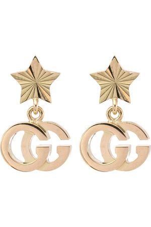 Gucci GG Running 18kt yellow earrings