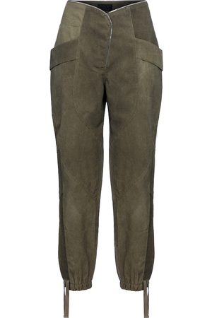 RTA Zelie high-rise cargo pants