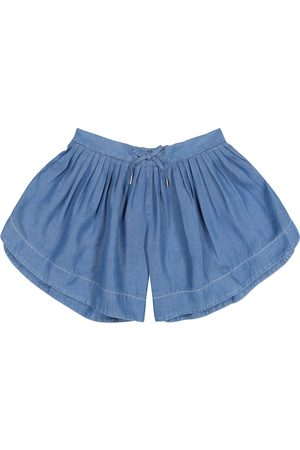 Chloé Pleated shorts
