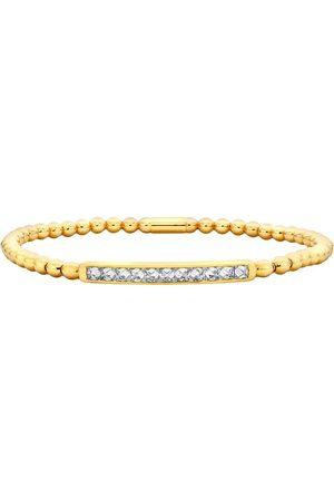 Pragnell 18kt yellow RockChic bracelet