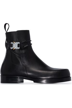 1017 ALYX 9SM Women Boots - Rollercoaster leather Chelsea boots