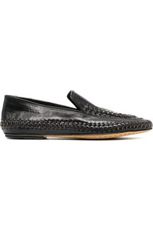 Officine creative Women Loafers - Whipstitch-detail loafers