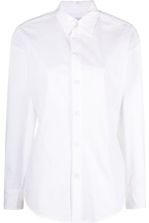 Bottega Veneta Stretch-cotton poplin shirt