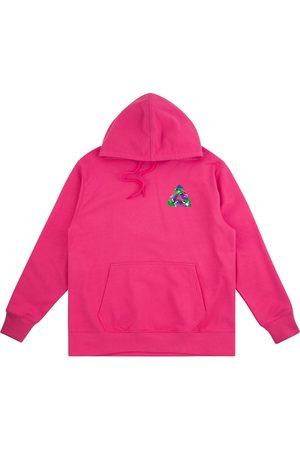 PALACE Tri-camo-print hoodie