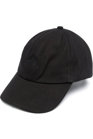 A-cold-wall* Men Hats - Logo embroidered baseball cap