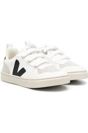 Veja V-12 touch-strap sneakers