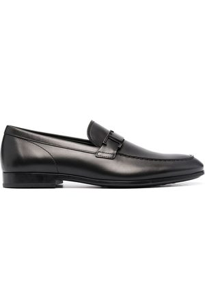Tod's Logo-plaque loafers