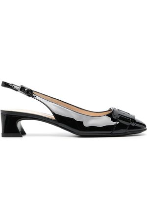 Tod's Women Shoes - Chain-link detail pumps