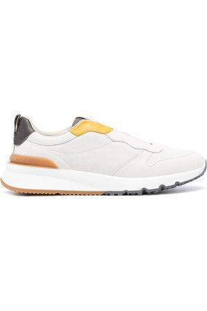 Brunello Cucinelli Colour-block chunky sneajers