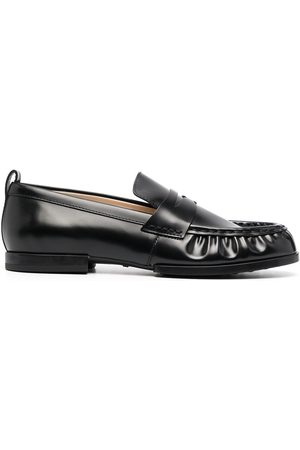 Tod's Women Sneakers - Ruched low-top loafers