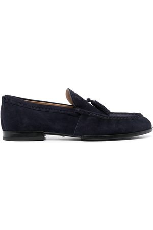 Tod's Men Loafers - Tassel almond toe loafers