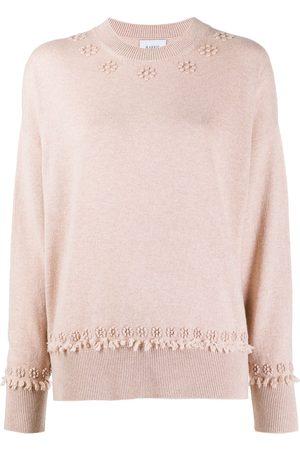 Barrie Round-neck cashmere jumper