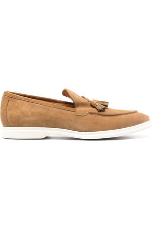 ELEVENTY Men Loafers - Tassel-trim loafers