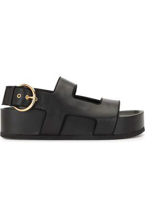 Neous Women Sandals - Cher buckle sling-back sandals