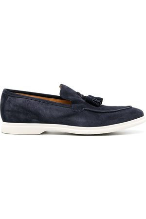 Eleventy Men Loafers - Tassel-detail loafers