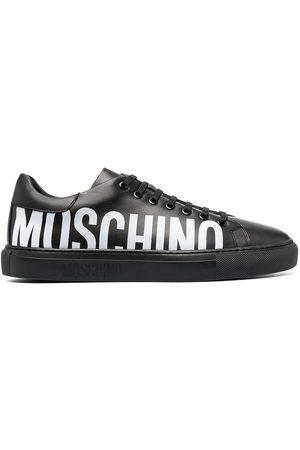 Moschino Men Sneakers - Logo-print sneakers