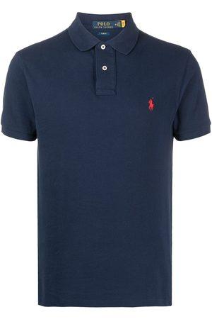 Polo Ralph Lauren Men Polo Shirts - Polo Pony embroidered polo shirt