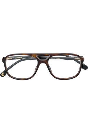 Carrera Aviator shaped glasses
