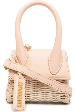 Jacquemus Women Handbags - Le Chiquito mini tote bag