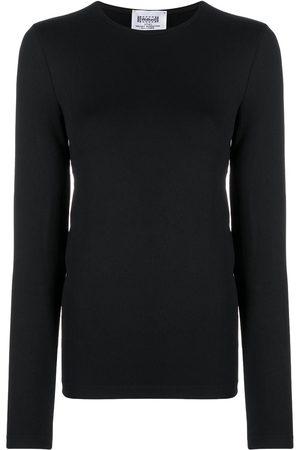 Wolford Women Long Sleeve - Velvet Sensation long-sleeve T-shirt