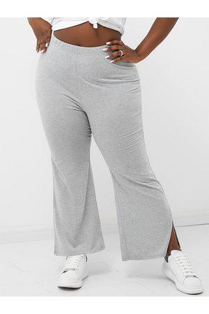 YOINS BASICS Plus Size Wide Leg Pants