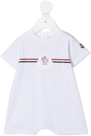 Moncler Logo patch bodysuit