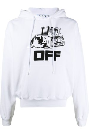 OFF-WHITE World Caterpillar hoodie