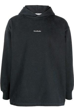 Acne Studios Logo print hoodie