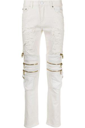 God's Masterful Children Yorke Biker jeans