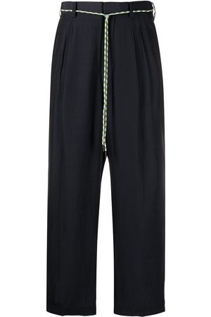Viktor & Rolf Cord-belt trousers