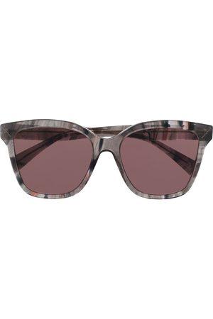 YOHJI YAMAMOTO Sunglasses - Square-frame sunglasses