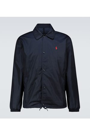 Polo Ralph Lauren Men Bomber Jackets - Lightweight coach jacket