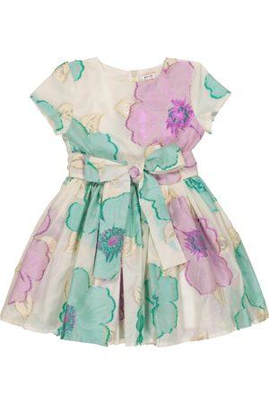 MORLEY Jelsa Marygold Cotton-blend dress