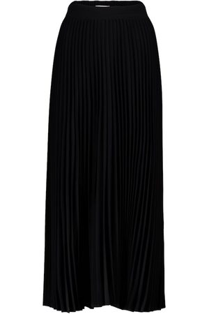 CO Essentials pleated midi skirt